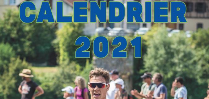 Le calendrier 2021 est en ligne ! – Ligue Hauts de France de Triathlon